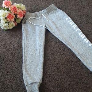 🌻 Victoria Secret PINK Beautiful Sweatpants 🌻